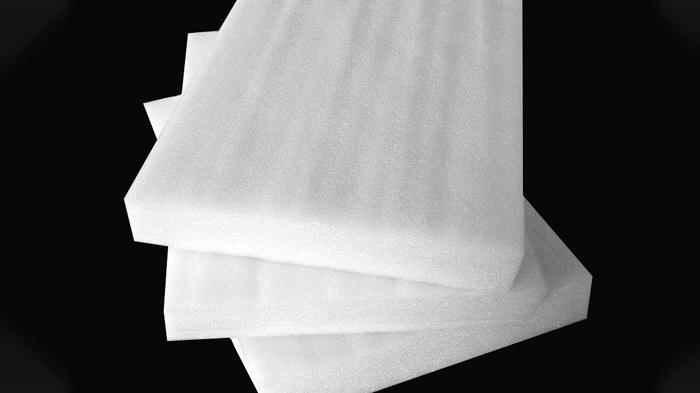 EPE珍珠棉材料的密度分几个等级